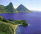 The Pitons St Lucia World Heritage Site