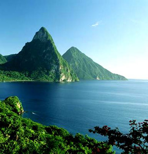 The Pitons Saint Lucia World Heritage Site